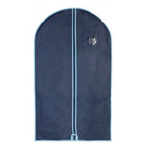 ROZENBAL Чехол для короткой одежды 100х60см синий
