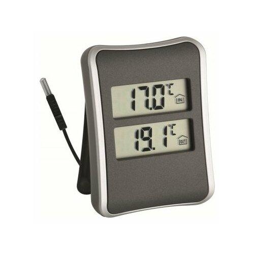 Термометр TFA 30.1044 серый