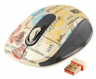 Мышь G-CUBE G7NH-60H Beige-Black USB