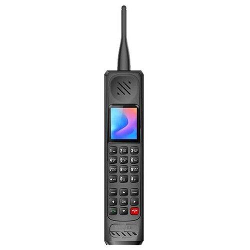 Телефон Strike F10 черный телефон