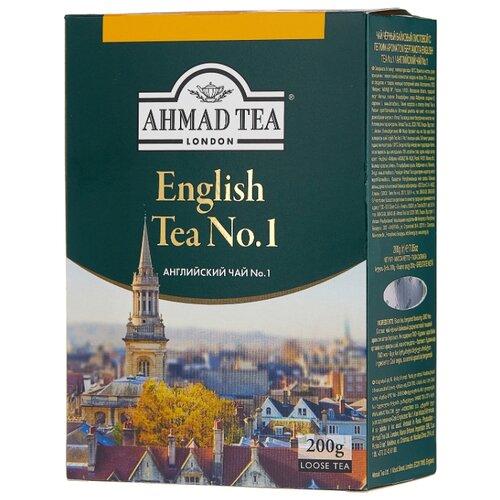 цена на Чай черный Ahmad tea English tea No.1, 200 г