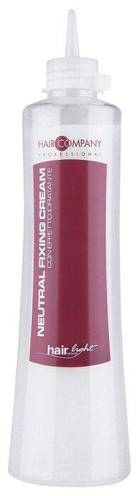 Hair Company Hair Light Neutral Fixing Cream Фиксатор-нейтрализатор-крем для химического выпрямления волос