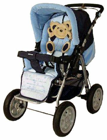 Прогулочная коляска FD Design Focus Alu