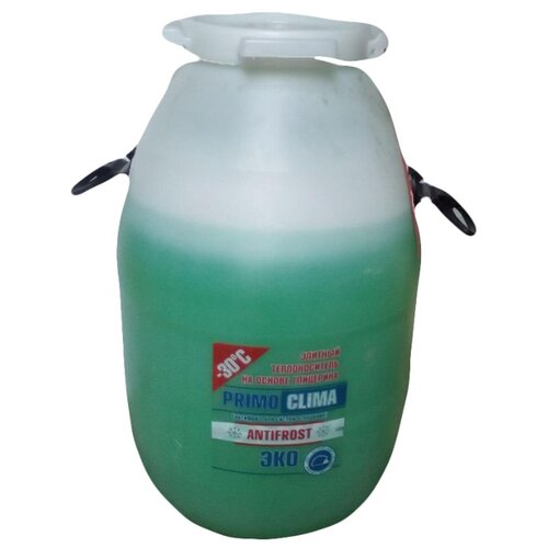Теплоноситель глицерин PRIMOCLIMA ANTIFROST ЭКО -30 50 кг