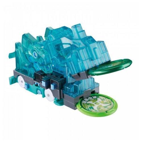 Купить Трансформер РОСМЭН Дикие Скричеры. Линейка 6. Харвест (37763) голубой, Роботы и трансформеры
