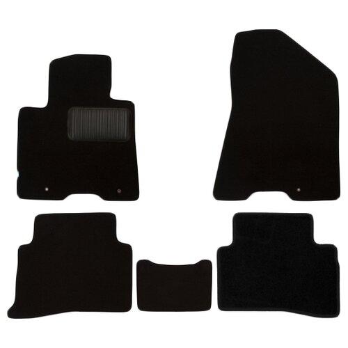 Фото - Комплект ковриков KLEVER 03415122110kh для Renault Koleos 5 шт. черный комплект ковриков norplast np11 ldc 69 250 renault koleos 5 шт черный