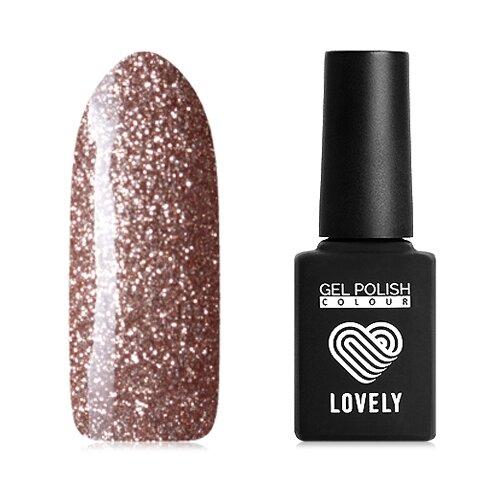 Гель-лак для ногтей Lovely Nails Classic с блестками, 12 мл, №068 гель лак для ногтей lovely nails classic с блестками 12 мл 117