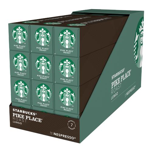 Кофе в капсулах Starbucks Pike Place Roast (120 капс.) кейс starbucks queen white