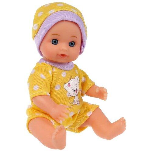 Купить Интерактивный пупс Карапуз Катюша, 15 см, Y14-DP-RU_19, Куклы и пупсы