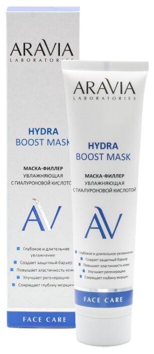 ARAVIA Laboratories Маска-филлер увлажняющая с гиалуроновой кислотой