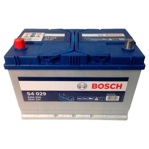 цена на Автомобильный аккумулятор Bosch S4 029 (0 092 S40 290)