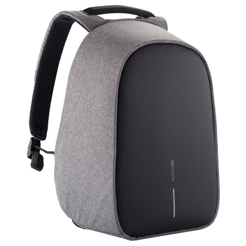 Рюкзак XD DESIGN Bobby Hero Regular серый рюкзак для ноутбука xd design bobby compact до 14 цвет серый розовый 11 л