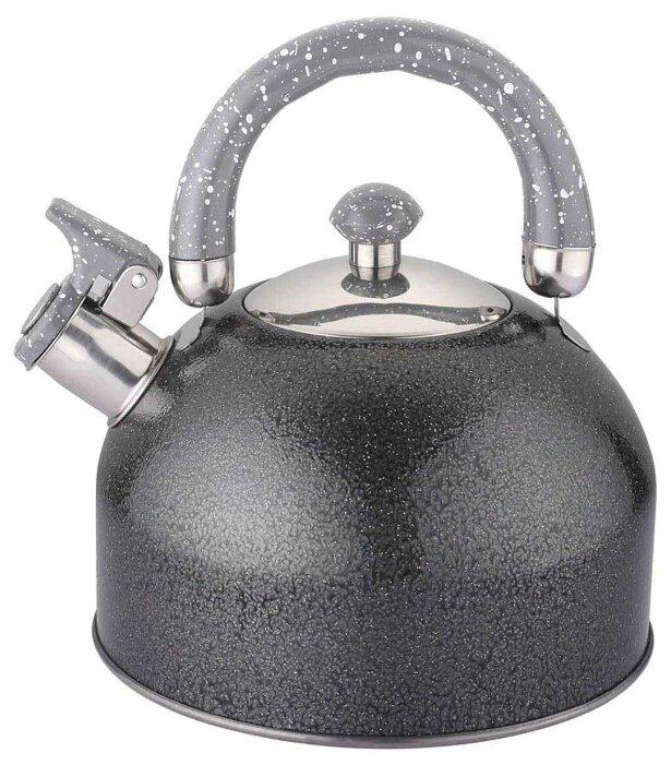 Appetite Чайник со свистком LKD-2225G 2,5 л — купить по выгодной цене на Яндекс.Маркете