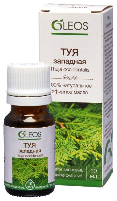 OLEOS эфирное масло Туя западная — купить по выгодной цене на Яндекс.Маркете
