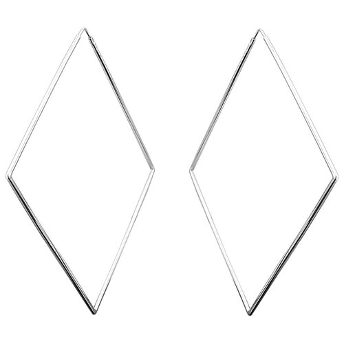 Эстет Серьги из серебра С36С05276005