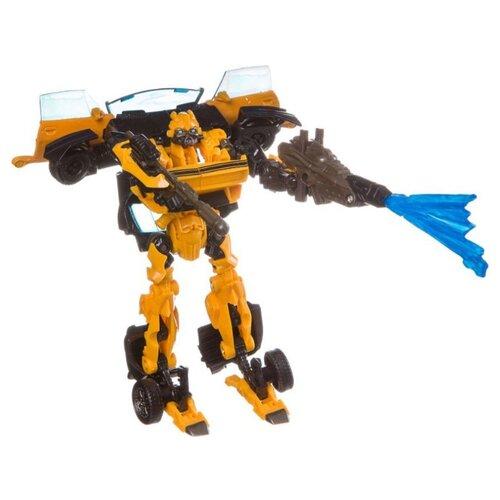 Купить Трансформер Play Smart Мегаробот 8158 желтый/черный, Роботы и трансформеры