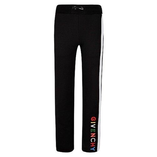 Спортивные брюки GIVENCHY размер 128, черный