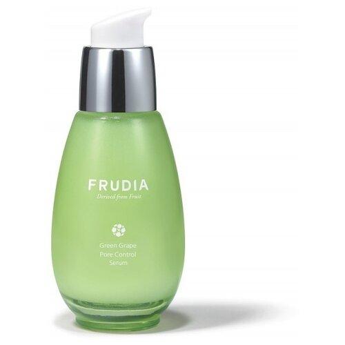Купить Frudia сыворотка Green Grape Pore Control Sebum себорегулирующая с зеленым виноградом для лица и шеи, 50 г