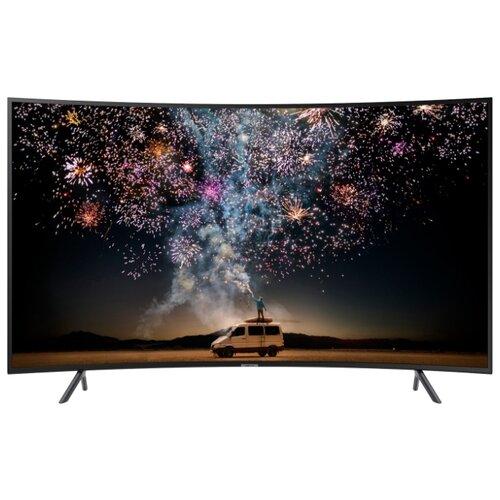 Телевизор Samsung UE55RU7300U 54.6 (2019) черный уголь телевизор samsung ue55ru7300u