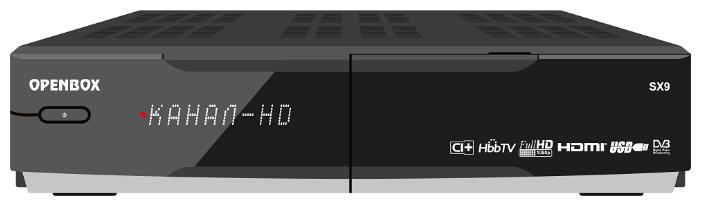Спутниковый ресивер Openbox SX9 HD