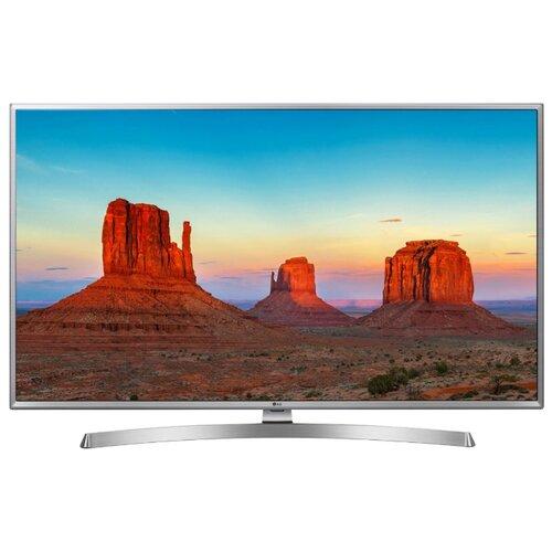 Купить Телевизор LG 50UK6510 серебристый