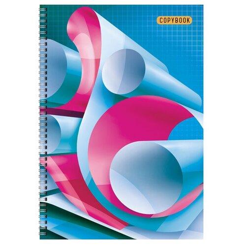 Купить Канц-Эксмо Тетрадь ТС4804474 в клетку, 80 л., Масштабный проект, Тетради