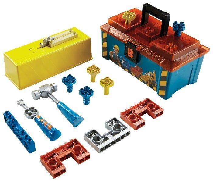 """Bob the Builder Игровой набор """"Ящик с инструментами"""""""
