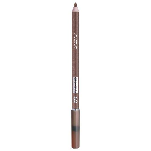 Pupa Карандаш для век с аппликатором Multiplay Eye Pencil, оттенок 62