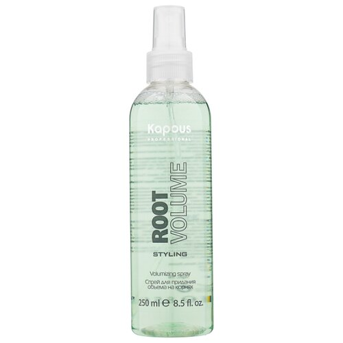 Kapous Professional Спрей для укладки волос Root volume, 250 мл шампуни для выпрямления волос kapous professional