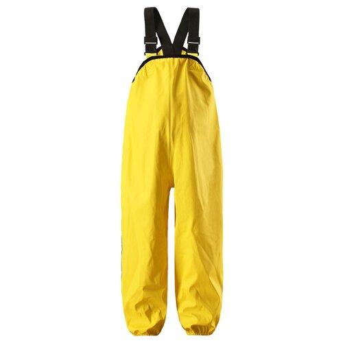 Полукомбинезон Reima Lammikko 522233 размер 110, 2350 желтыйПолукомбинезоны и брюки<br>