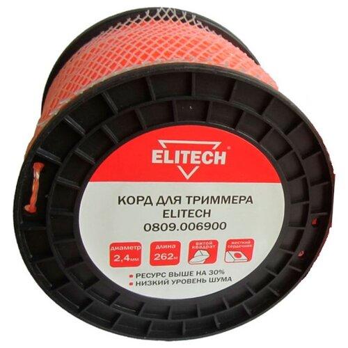 ELITECH 0809.006900 2.4 мм 262 м