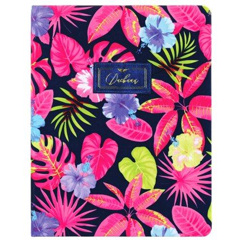 ArtSpace Дневник школьный Silk pattern. Tropics Tropics фото