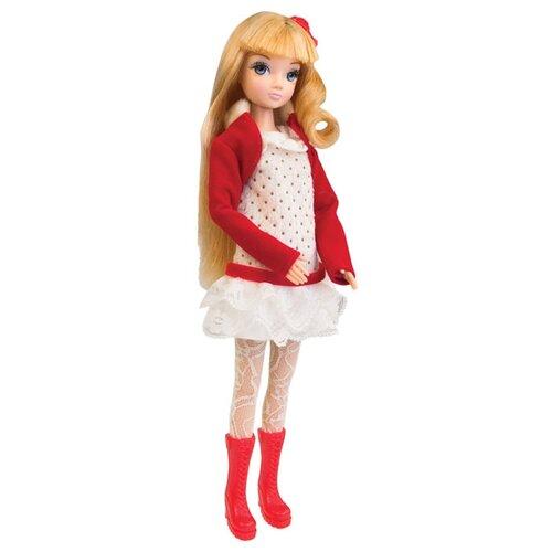 Купить Кукла Sonya Rose Daily Collection в красном болеро, 27 см, R4329N, Куклы и пупсы