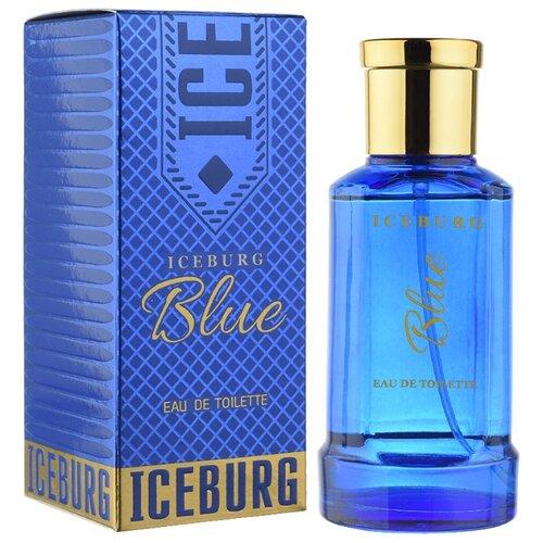 Фото - Туалетная вода Парфюмерия XXI века IceBurg Blue, 85 мл туалетная вода парфюмерия xxi века aqva blue aqva 95 мл