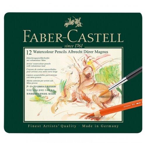 Faber-Castell Акварельные карандаши Albrecht Durer Magnus, 12 цветов (116912) a durer albrecht durers unterweisung der messung