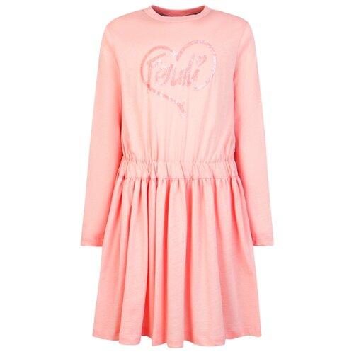 Платье FENDI размер 122, розовый лонгслив fendi размер 122 белый