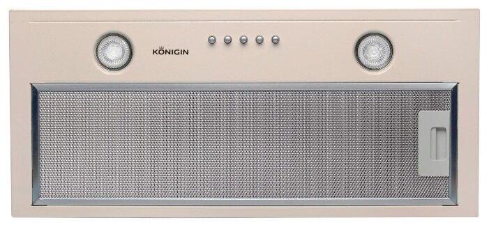 Встраиваемая вытяжка Konigin FlatBox Ivory 50