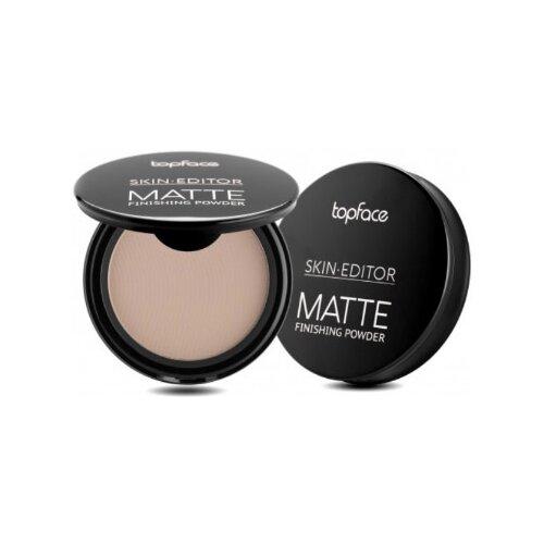 Topface Пудра компактная Skin Editor Matte Compact Powder PT263 006