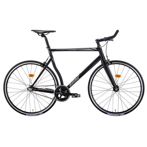 цена на Шоссейный велосипед BearBike Armata (2019) черный 54 см (требует финальной сборки)