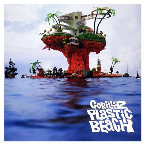 Gorillaz. Plastic Beach (2 LP)