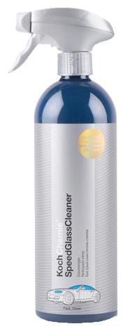 Очиститель для автостёкол Koch Chemie SpeedGlassCleaner 77703750, 0.75 л