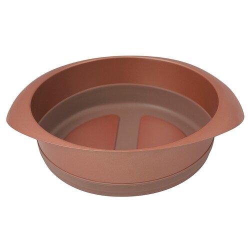 Форма для выпечки стальная Rondell Karamelle RDF-449 (18 см)