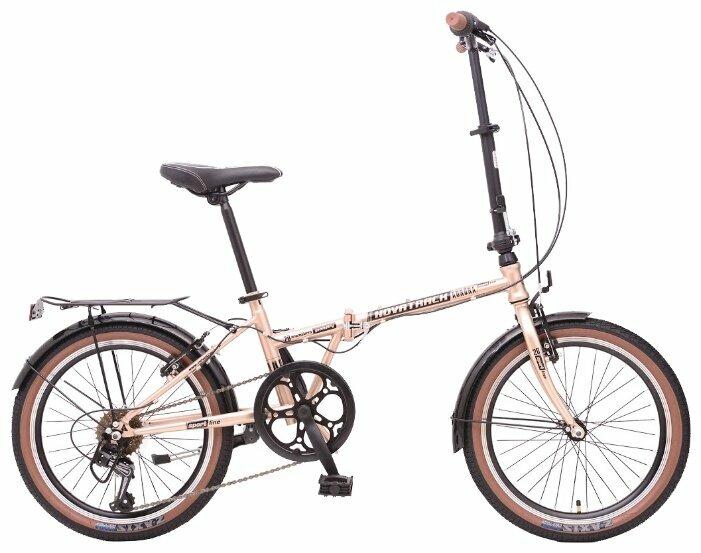 Городской велосипед Novatrack Aurora 20 6 (2016)