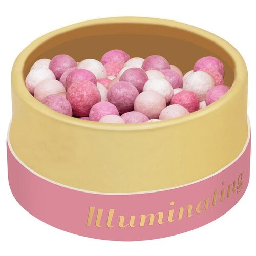Dermacol Пудра придающая сияние Beauty Powder Pearls Illuminating розовый