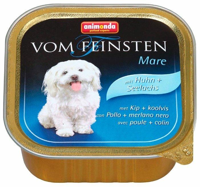 Корм для собак Animonda Vom Feinsten Mare курица, сайда 150г