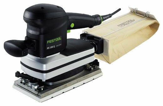 Плоскошлифовальная машина Festool Rutscher RS 100 Q