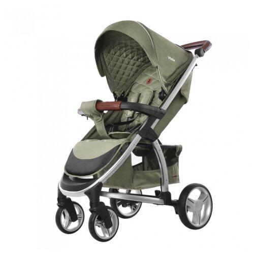 Купить Прогулочная коляска CARRELLO Vista CRL-8505 Olive Green, Коляски