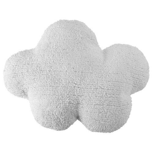 Подушка декоративная Lorena Canals Облако, 50 х 37 см белый подушки для малыша lorena canals подушка печенька 50х35 см