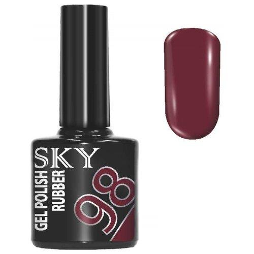 Купить Гель-лак для ногтей SKY Gel Polish Rubber, 10 мл, 098