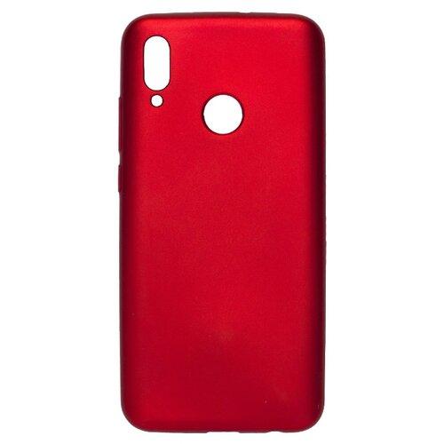 Чехол Volare Rosso Soft-touch для Honor 10 Lite (силикон) красный